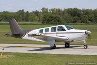 N1592L @ KYIP - Beech A36 Bonanza 36  C/N E-832, N1592L