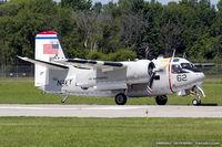 N189G @ KYIP - Grumman C-1A Trader Miss Belle  C/N 146044, N189G - by Dariusz Jezewski www.FotoDj.com