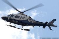 N319PD @ KJFK - AgustaWestland  A119 Koala  C/N 14040 NYPD, N319PD