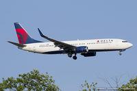N388DA @ KJFK - Boeing 737-832 - Delta Air Lines  C/N 30375, N388DA