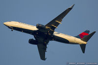 N389DA @ KJFK - Boeing 737-832 - Delta Air Lines  C/N 30376, N389DA