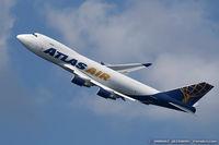 N409MC @ KJFK - Boeing 747-47UF/SCD - Atlas Air  C/N 30558, N409MC