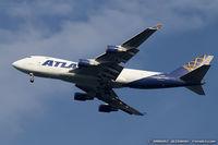 N492MC @ KJFK - Boeing 747-47UF/SCD - Atlas Air  C/N 29253, N492MC
