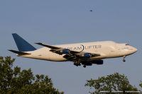 N718BA @ KJFK - Boeing 747-4H6(LCF) Dreamlifter - Boeing (Atlas Air)   C/N 27042, N718BA