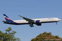 VP-BGD @ KJFK - Boeing 777-3M0/ER - Aeroflot - Russian Airlines  C/N 41681, VP-BGD