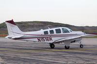 N1516M @ KYIP - Beech A36 Bonanza 36  C/N E-2459, N1516M