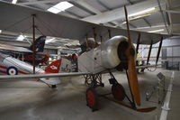 G-AACA @ EGLB - On display at the Brooklands Museum.