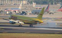 N785AX @ KMIA - DHL 767 - by Florida Metal