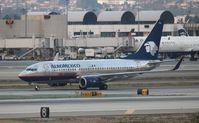 N788XA @ KLAX - Aeromexico - by Florida Metal