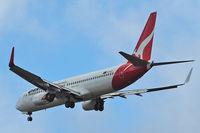 VH-VZT @ YPPH - Boeing 737-800. Qantas VH-VZT YPPH Brickworks 12/08/17. P8120013 - by kurtfinger
