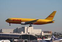 N792AX @ KMIA - DHL 767