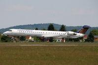 D-ACNR @ LOWG - Lufthansa CRJ-900LR @GRZ - by Stefan Mager