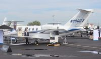 N800CZ @ KORL - Citation M2