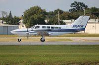 N800KW @ KORL - Cessna 402B