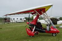 G-DGAV @ X3CX - Parked at Northrepps.