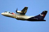 EI-FXA @ LIMC - Take off