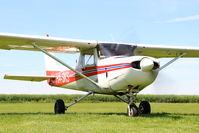 HA-SKS @ LHPK - LHPK - Siófok-Papkutapuszta Airfield - by Attila Groszvald-Groszi