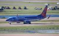 N823SY @ KMCO - Sun Country