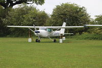 G-PTTE - At Rougham Airfield, near Bury St Edmunds - by Vinny Halls