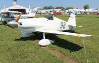 N825J @ KOSH - Mustang M-1