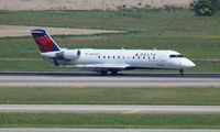 N834AY @ KDTW - Delta CRJ