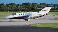 N842CJ @ KORL - Citation M2