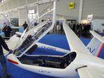 LY-GQT @ EDNY - Sportine Aviacija LAK-17C FES (front electric sustainer) at the AERO 2019, Friedrichshafen