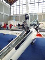 D-KLSA @ EDNY - Schleicher ASG-32Mi at the AERO 2019, Friedrichshafen
