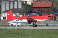 A-939 @ LSMP - Taken at Payerne Air Base, Switzerland - by Sybille Petersen