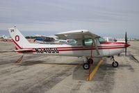 N240SU @ KJVL - Cessna 152 - by Mark Pasqualino