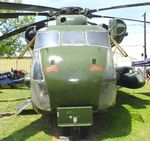 153715 - Sikorsky CH-53D Sea Stallion at the Fort Worth Aviation Museum, Fort Worth TX