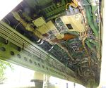 60-5385 - Republic F-105D Thunderchief (weapons bay, looking aft) at the Fort Worth Aviation Museum, Fort Worth TX