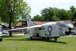 146898 - Vought RF-8G Crusader (tailplanes still missing), undergoing restauration at the Fort Worth Aviation Museum, Fort Worth TX