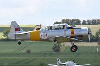 G-BGPB @ EGSU - In the air at Duxford.