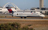 N893AT @ KLAX - Delta 717