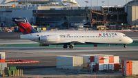 N896AT @ KLAX - Delta 717