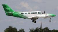 OO-ESA @ EBAW - Landing at Antwerp. - by Raymond De Clercq