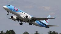 OO-JEB @ EBAW - Departure flight TB1101 to Alicante - by Raymond De Clercq