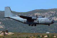 R226 @ LFKC - Landing