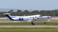 VH-WPQ @ YPJT - Pilatus PC-12_47E. Western Australian Police VH-WPQ. Jandakot 26/10/18.