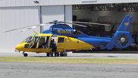 N365JL @ YPJT - Aerospatiale AS 365, Dauphin N365Jl. YPJT 18/01/19.