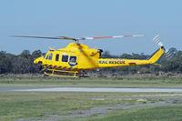 VH-EWA @ YPJT - Bell 412EP. RAC Rescue VH-EWA. YPJT 07/06/17.