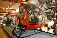 67-16955 - Bückeburg Helikopter museum 8.6.2009 - by leo larsen