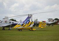 G-PAFF @ EGTB - Rotorsport UK MTOsport at Wycombe Air Park. - by moxy