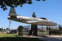 33850 @ KMCE - Gate Guard Merced California - by Florida Metal