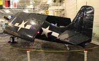 55052 - F4F-8 U.S.S. Hornet - by Florida Metal