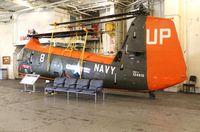 124915 - HUP-1 U.S.S. Hornet display