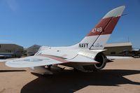 134748 @ KDMA - F-6A skyray