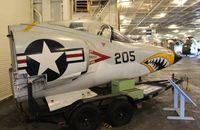 141821 - F-11A U.S.S. Hornet