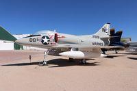 142928 @ KDMA - A-4B Skyhawk